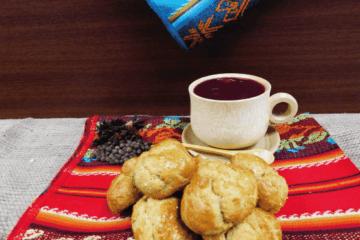 Pan de Arepa con Núcleo Granos Andinos
