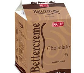 Rich´s Bettercreme Chocolate