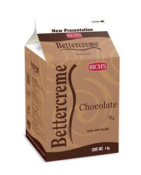 Bakels Rich´s Bettercreme Chocolate