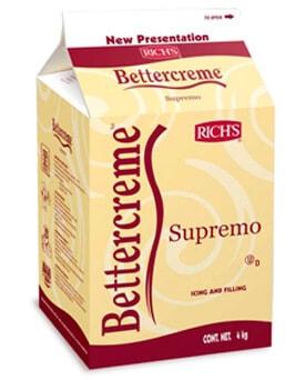 Bakels Rich´s Bettercreme Supremo