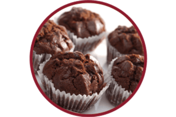 Muffins Chocolate (Costa/Sierra)