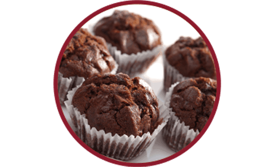 Bakels Muffin Chocolate