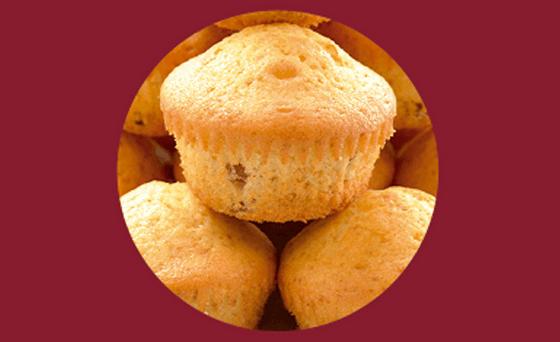 Bakels Muffins Vainilla