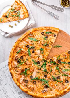 Bakels Receta De Pizza