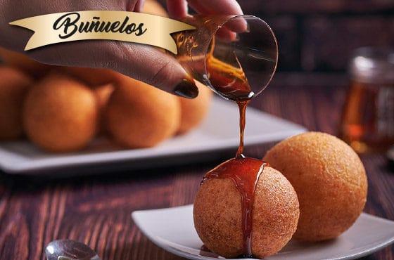 Bakels-navidad-receta- Buñuelos