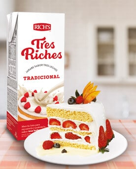 Bakels Productos Richs Jarabe Tres Riches 1