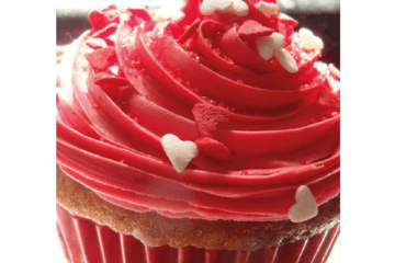 Muffin Valentín
