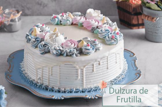 Bakels Día De La Madre Dulzura De Frutilla