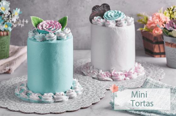 Bakels Día De La Madre Mini Tortas