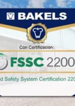 Bakels Ecuador S.A. obtiene la certificación alimentaria internacional FSSC 22000.